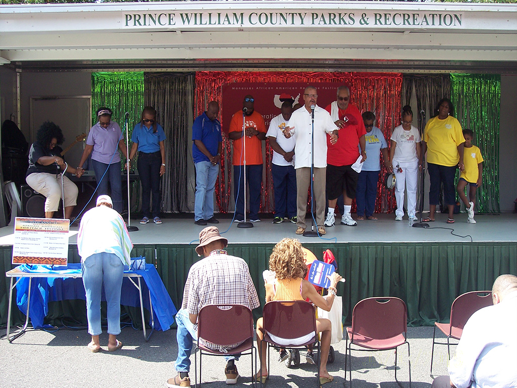 First Mt. Zion Music Ministry