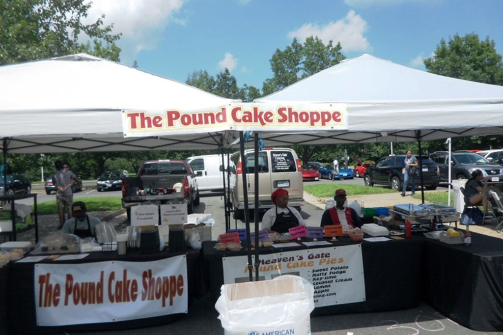 The Pound Cake Shoppe